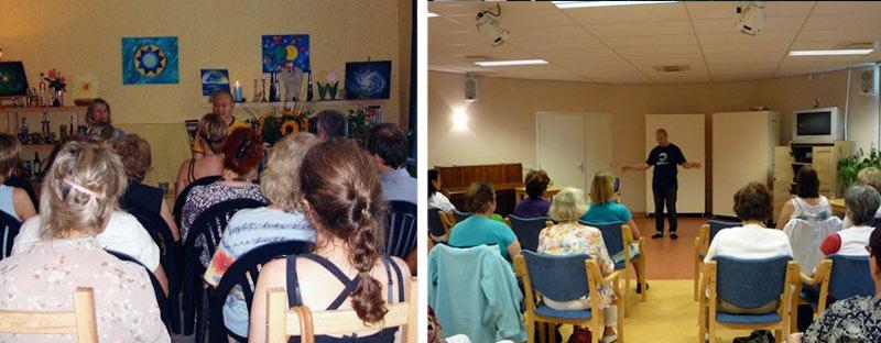 BLU-e Workshops